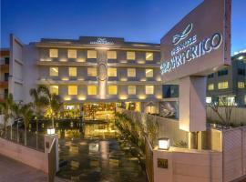 The Muse Sarovar Portico Kapashera, four-star hotel in New Delhi