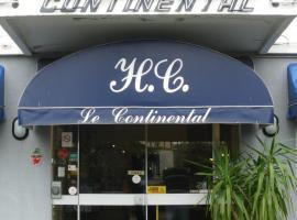 Hôtel Continental, hotel in Vierzon