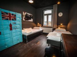 Hostel am Bahnhof, Hotel in Suhl