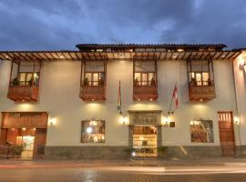 Hotel Ruinas, hotel near Pukapukara, Cusco