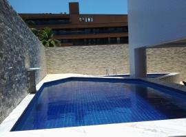 Terrazzas Flat, hotel in João Pessoa
