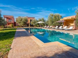 Villa Kristy, holiday home in Marrakech
