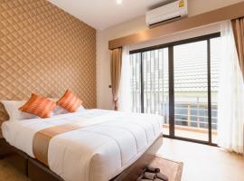 777 Food & Bed, hôtel à Chiang Rai près de: Temple blanc de Wat Rong Khun