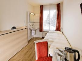 Hotel Beausite Budget, hotel near Interlaken Ost Train Station, Interlaken