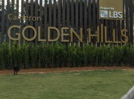 Cameron Barrington Square 1Room @ Golden Hill, apartment in Cameron Highlands