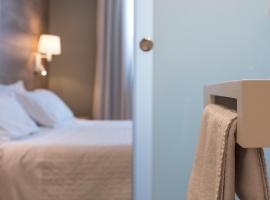 Hotel L'Algadir del Delta, hotel a prop de Delta de l'Ebre, a Poble Nou del Delta