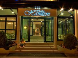 Hotel Hamilton, hotell i Misano Adriatico