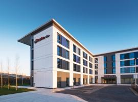 Hampton By Hilton Aberdeen Airport, hotel in Dyce