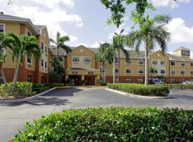 Extended Stay America - Fort Lauderdale - Deerfield Beach, hotel in Deerfield Beach