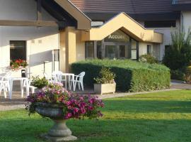 Mont Vernon, hotel near Giverny Gardens, Saint-Marcel