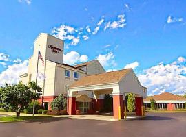Hampton Inn Sandusky-Central, hotel near Kalahari Waterpark, Sandusky