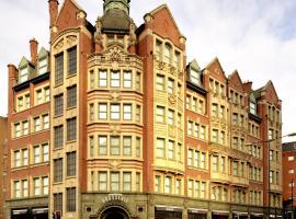 Malmaison Manchester, hotel in Manchester City Centre, Manchester