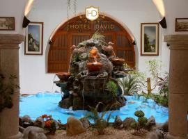 Hotel David, hotel in Quito