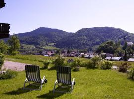 Dandl-Hof, Ferienwohnung in Ruhpolding