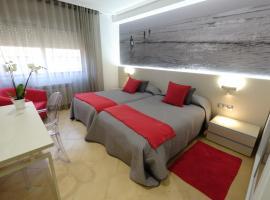 Hotel Vila da Guarda, hotel in A Guarda