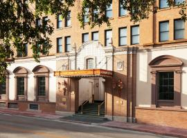 The St. Anthony, a Luxury Collection Hotel, San Antonio, hotel in San Antonio