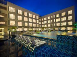 Oakwood Residence Prestige Whitefield Bangalore, luxury hotel in Bangalore