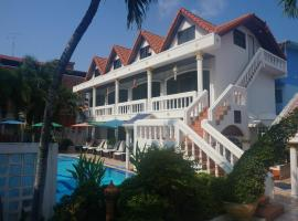 Villa Oranje Pattaya, three-star hotel in Pattaya Central