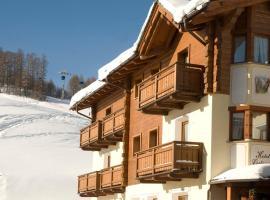 Hotel Costanza Mountain Holiday, hotel a Livigno