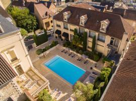 Best Western Le Renoir, hotel in Sarlat-la-Canéda