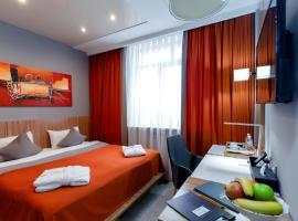 Mildom Premium Hotel, hotel in Almaty