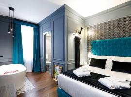 Saint B Boutique Hotel STB, hotel in Via Veneto, Rome