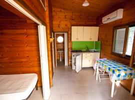 Camping Uria, campground in Foce Varano
