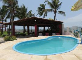 Red House Pousada, hotel with pools in Flecheiras