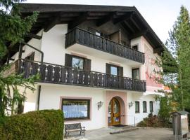 Apartment-Hotel Sonnenhang, hotel near Pilgrimage Church of Wies, Bad Kohlgrub