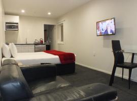 Abbey Motor Lodge, motel in Christchurch