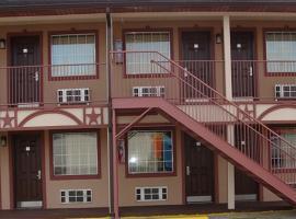 Colonial Inn Hammond, hotel in Hammond
