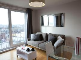 Watford Centre - Luxury Penthouse, apartment in Watford