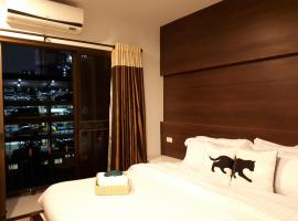 Bed By City Surawong-Patpong Hotel, hotel a Bangkok