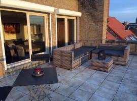 Atrium, self-catering accommodation in Ieper