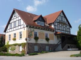 Landgasthof Pension Schützenhaus, Hotel in Dürrhennersdorf