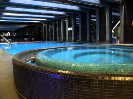 Bliss Hotel & Wellness, apartment in Budapest