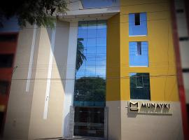 Munayki Hotel, hotel in Tacna