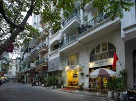 Hanoi Impressive Hotel, hotel near Ha Noi Train Station, Hanoi