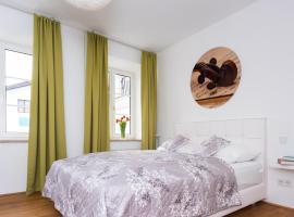 Amedeo Zotti Residence Salzburg, Ferienwohnung mit Hotelservice in Salzburg