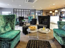Brit Hotel Privilege Le Galion, hôtel à Binic