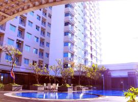 Solo Paragon Hotel & Residences, apartment in Solo