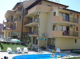 Hotel Ativa, hotel in Lozenets