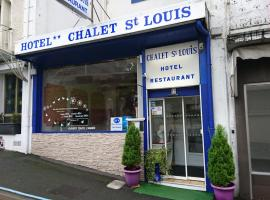 Chalet Saint Louis, Hotel in Lourdes