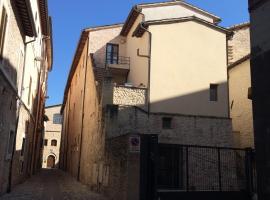 Residenza Alunno, hotel a Foligno