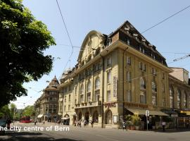 Hotel National Bern, Hotel in Bern