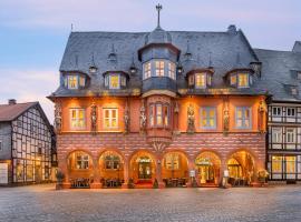 Hotel Kaiserworth Goslar: Goslar'da bir otel