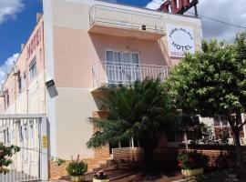 Fabiel Palace Hotel, hotel em Cuiabá