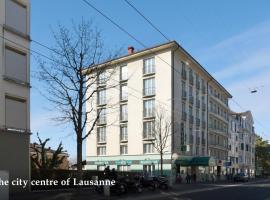 Hôtel Bellerive, hôtel à Lausanne près de: Provence