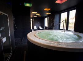 Parkhotel Carlsbad Inn, hotel em Karlovy Vary