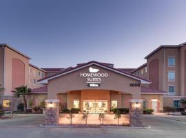 Homewood Suites by Hilton El Paso Airport, hotel near El Paso International Airport - ELP, El Paso